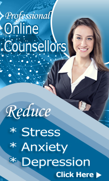 Online Counsellor Ad